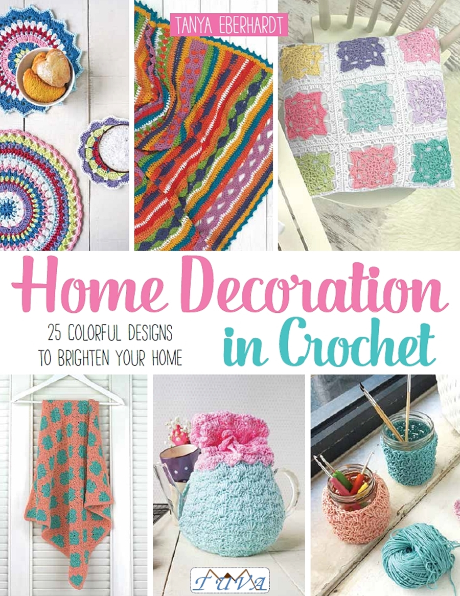 MY BOOK: HOME DECORATION IN CROCHET