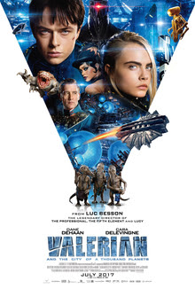 Sinopsis Film Valerian and the City of a Thousand Planets 2017
