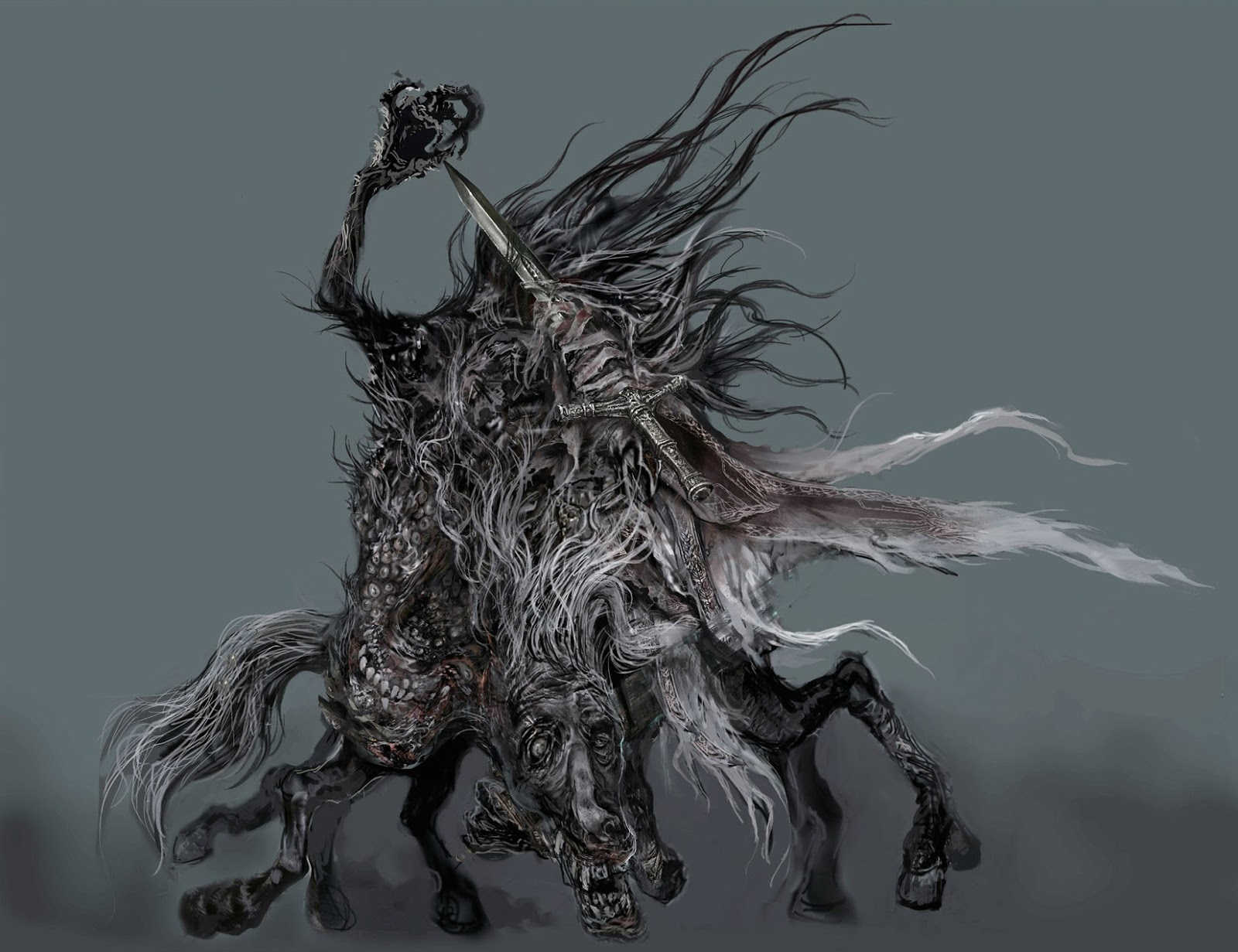 Black And White Wallpaper Living Room Ludwig The Holy Blade Bloodborne Wiki