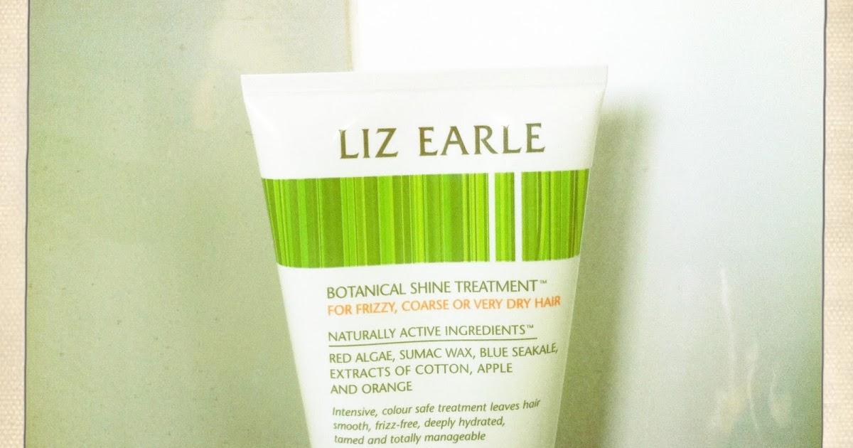 Liz earle botanical shine treatment
