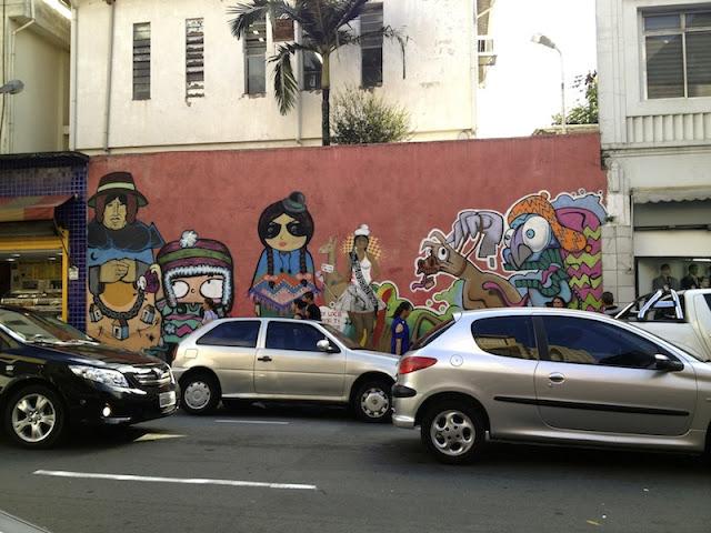 ARTES NAS RUAS DA CIDADE