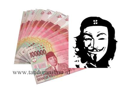 Mendapatkan Duit/Uang dari Pekerjaan Deface Website ( Defacer Berpenghasilan )