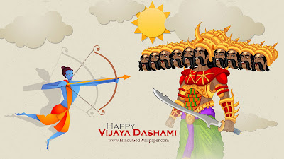 Happy Dussehra 2017 HD Photo