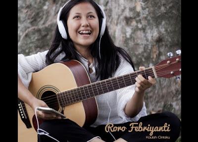 Lirik Lagu Roro Febriyanti - Kaulah Cintaku
