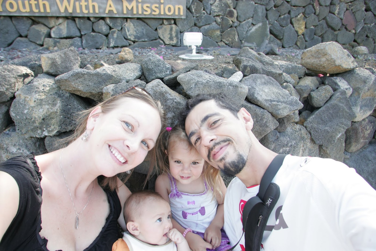 The Matias Family: Our First Week at YWAM Kona