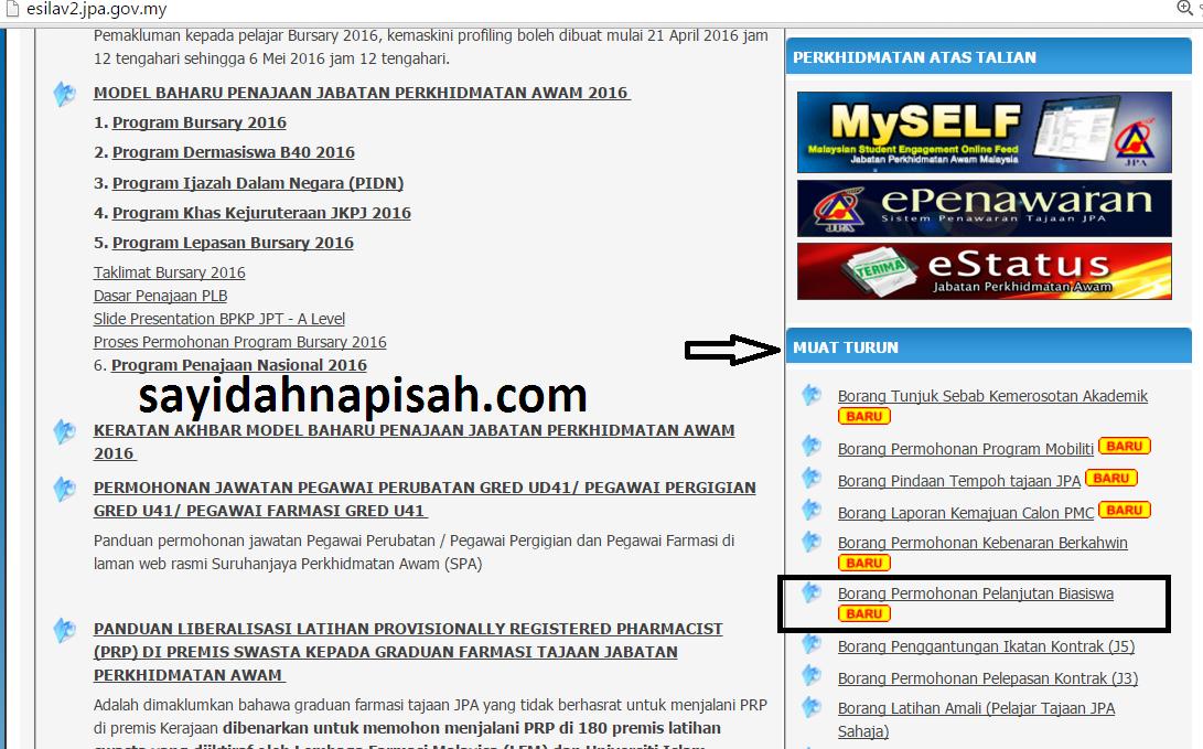 Program Ijazah Dalam Negara 2012 Jpa Seoosseojp S Blog
