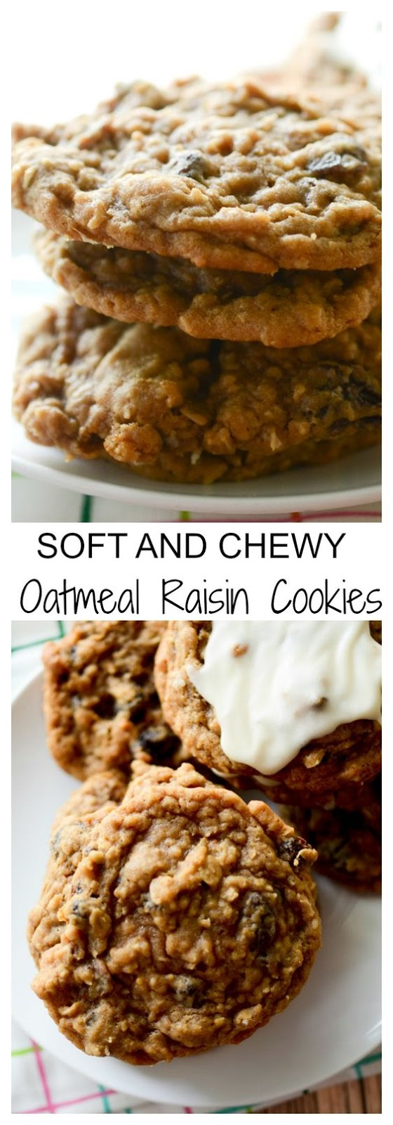I have to back up a couple weeks here on these cookies. The grocery store here has some of the best oatmeal raisin cookies I've ever had in my life. 2 weeks ago, someone let me try them. The cookies