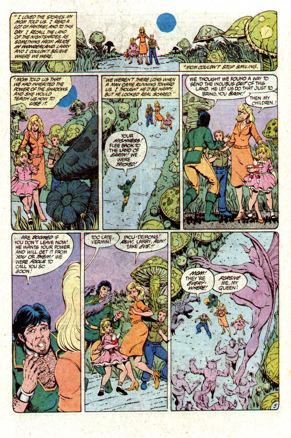 Read online Secret Origins (1986) comic -  Issue #28 - 7