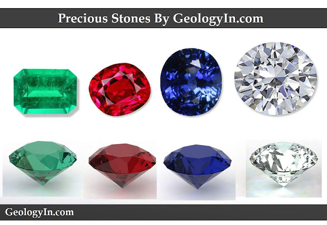 What Are the Four Most Precious Stones?