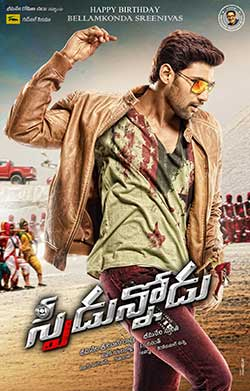 Speedunnodu 2017 Hindi Dubbed Full Movie DTHRip 720p at movies500.me at movies500.me