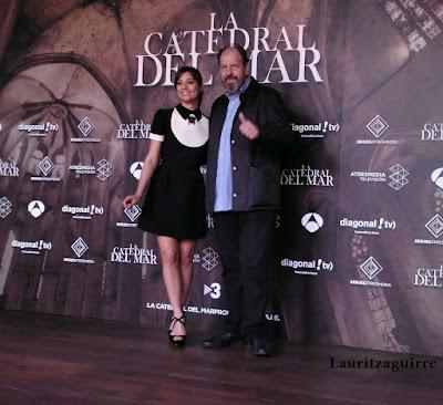 Josep María Pou y Michelle Jenner