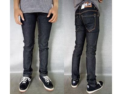 Celana Jeans Skinny Pria Cheap Monday