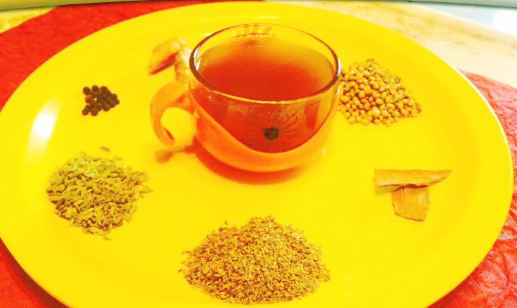 Yummy Kitchen: AYURVEDIC TEA - REDUCE YOUR BELLY FAT !!!