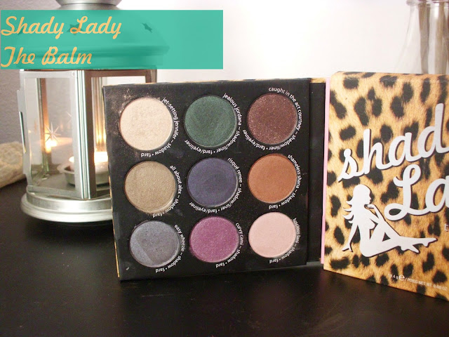 Shady Lady di The Balm Recensione
