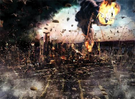 Perang Dunia III Telah Sampai di Ambang Mata