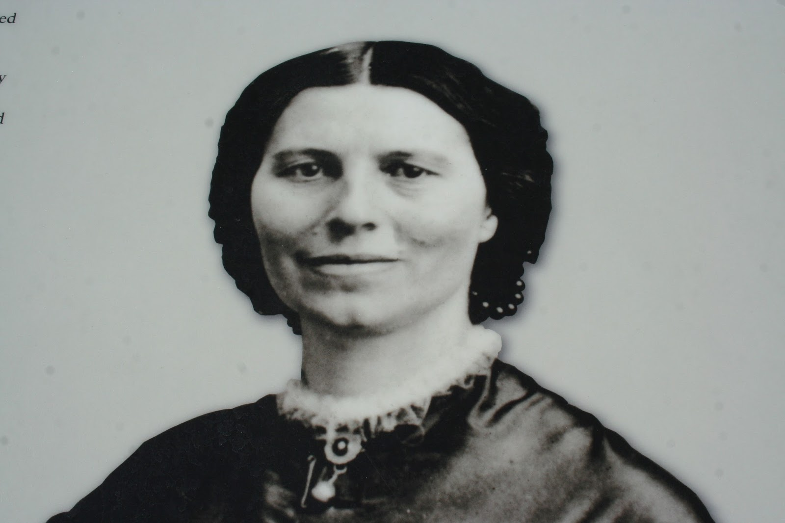clara barton leadership Information and articles about clara barton captain barton sent clara to a private boarding school and though larger centralized leadership of the.