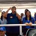 Governador participa de carreata e comíciio em Bernardo do Mearim (Vídeo)