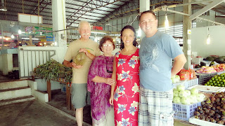 Thai cooking class - Kathu fresh market
