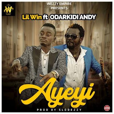 Lil Win feat. Andy – Aseda (Prod. by 925 Musik) Ghanasongs,