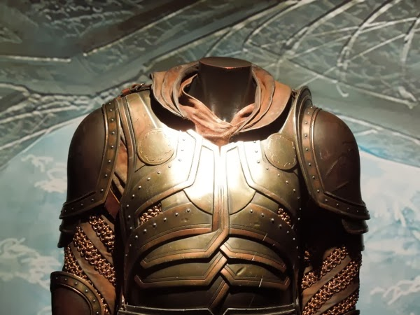 Thor Dark World Volstagg armor