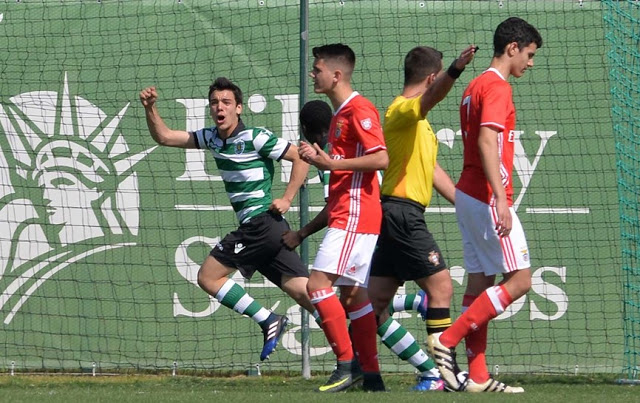 Sporting 3 benfica 6