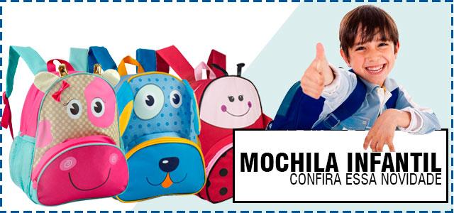 modelos de mochila infantil