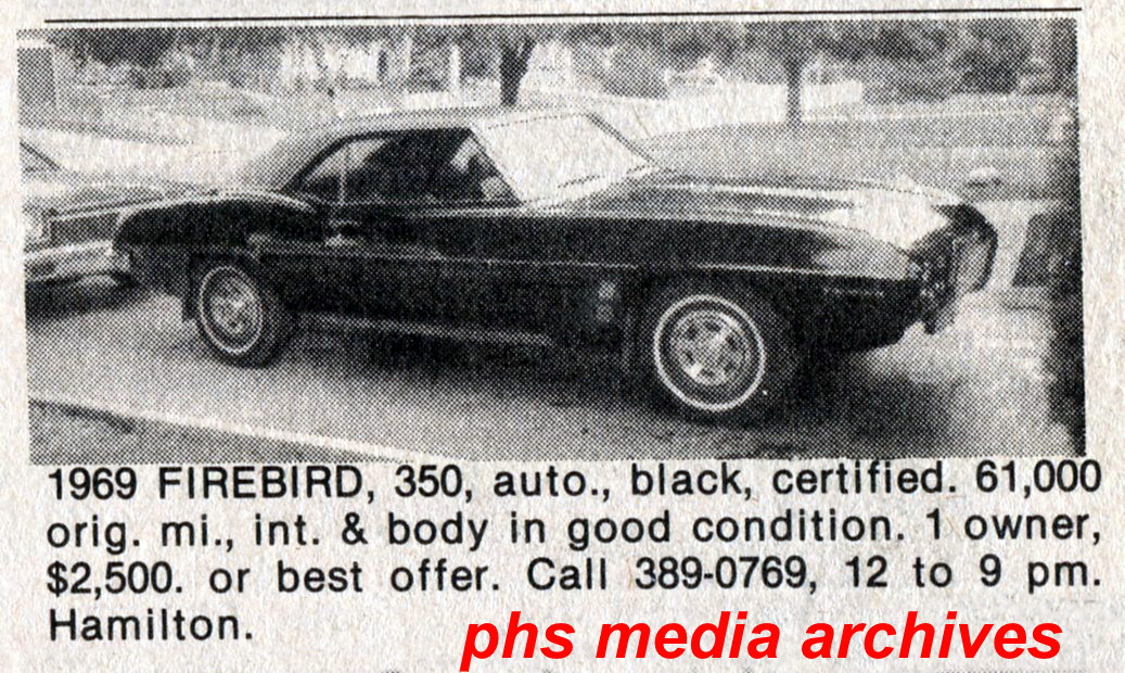Back When Cars were Cheap...\