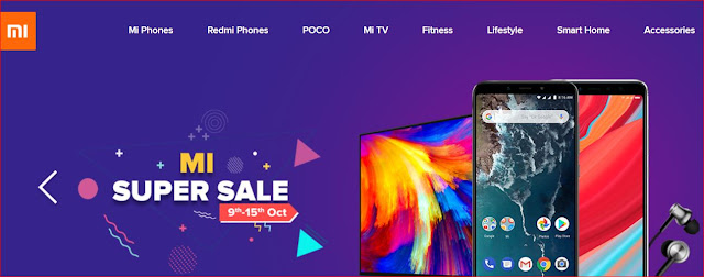 Mi Super Sale special offers will be available on smartphones, smart TV