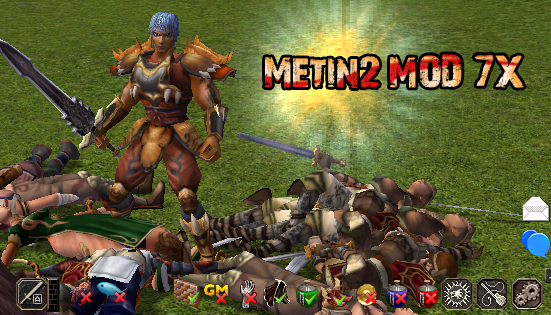 metin2+mod++7x Metin2 Mod 7x Hile Wallhack Exp Level Kasma 16.10.2014 indir