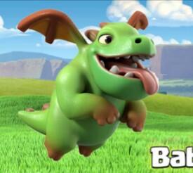 Pasukan Baru Baby dragon