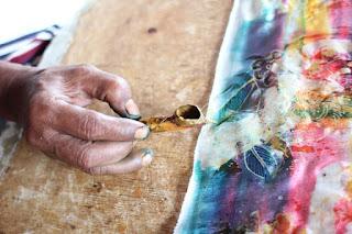 Cara menjual Produk Batik ke Luar Negeri