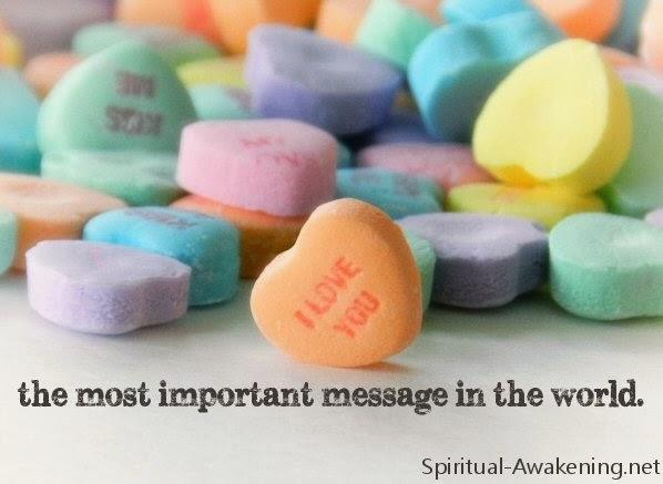 spiritual love quote