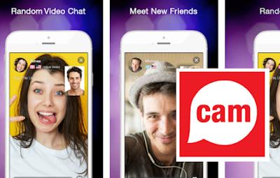 Unete a Cam  Random Video Chats y conoce gente nueva