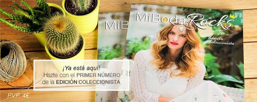Mi Boda Rocks Edición Coleccionista - Revista Bodas originales