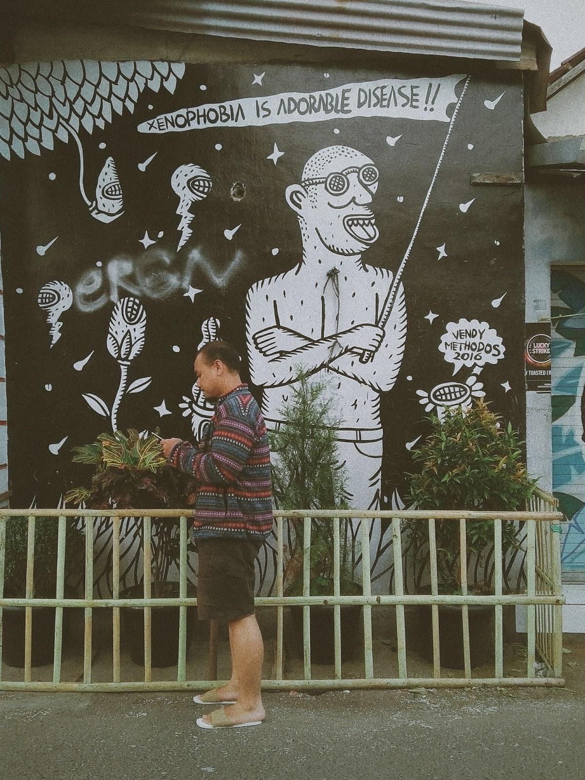 Menyusuri Prawirotaman Jogja : Hidup Ketika Pagi, Redup Kala Malam Menanti - Prawirotaman