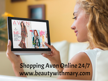 Shop Current Avon Brochure