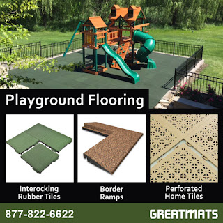 Greatmats playground flooring