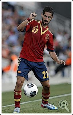 Spain Espanha España La Roja Isco