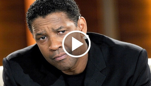 Denzel Washington Just Put All Actors In Their Rightful Place With His Honest Speech