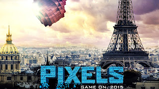 Download Film Pixels (2015) BluRay 1080p 6CH Subtitle Indonesia