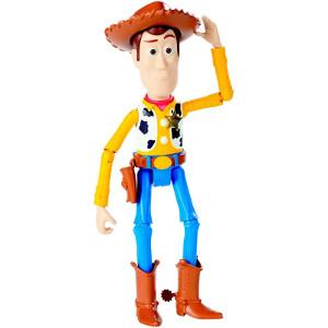 Figura Articulada Woody Disney Toy Story Mattel