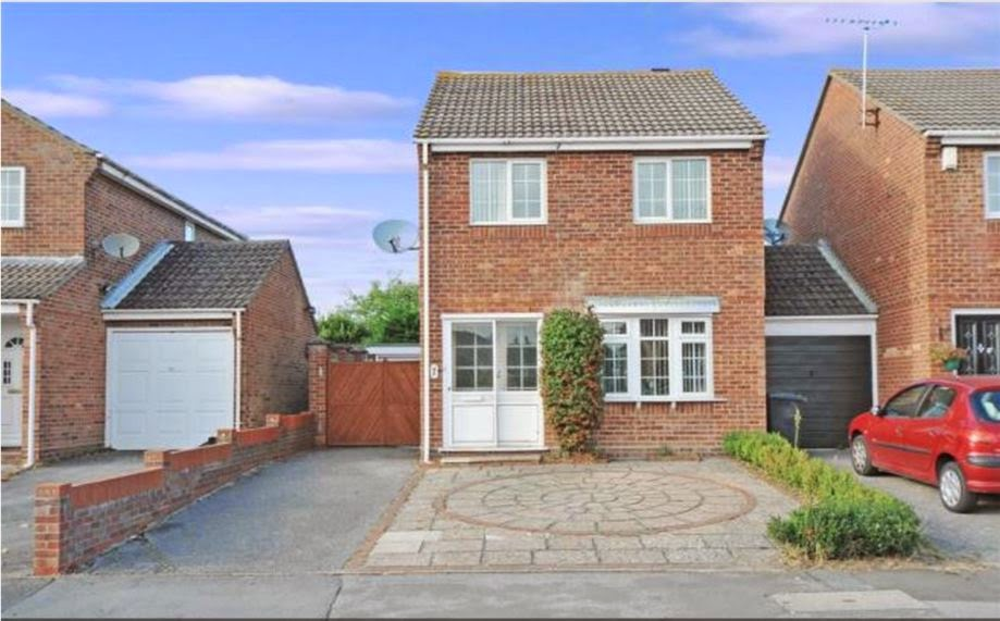 chichester buy to let property front