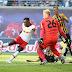Com gol brasileiro, RB Leipzig goleia rival sueco e fica perto de garantir vaga na Liga Europa