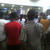 Sky Bank Customers Panic Withdraw Their Money After CBN take over today