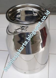 Jual Milkcan stainless