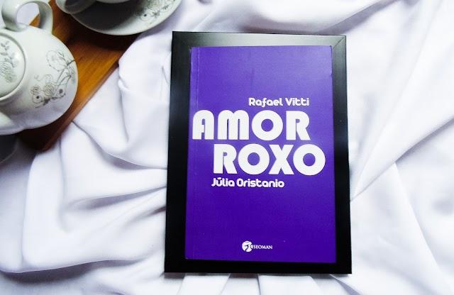 [RESENHA] Amor Roxo - Rafael Vitti e Julia Oristanio (Editora Seoman)