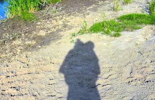 Nasze cienie na piasku