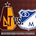 DEPORTES TOLIMA, por la mitad del cupo a cuartos de la Copa Águila: Recibe a Millonarios