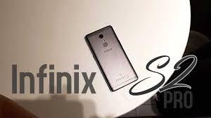 infinix s2 pro specs