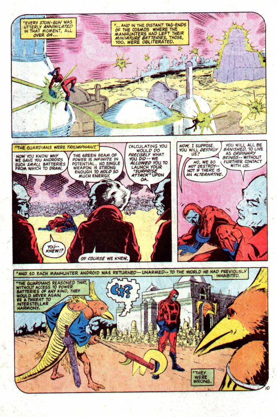 Read online Secret Origins (1986) comic -  Issue #22 - 11